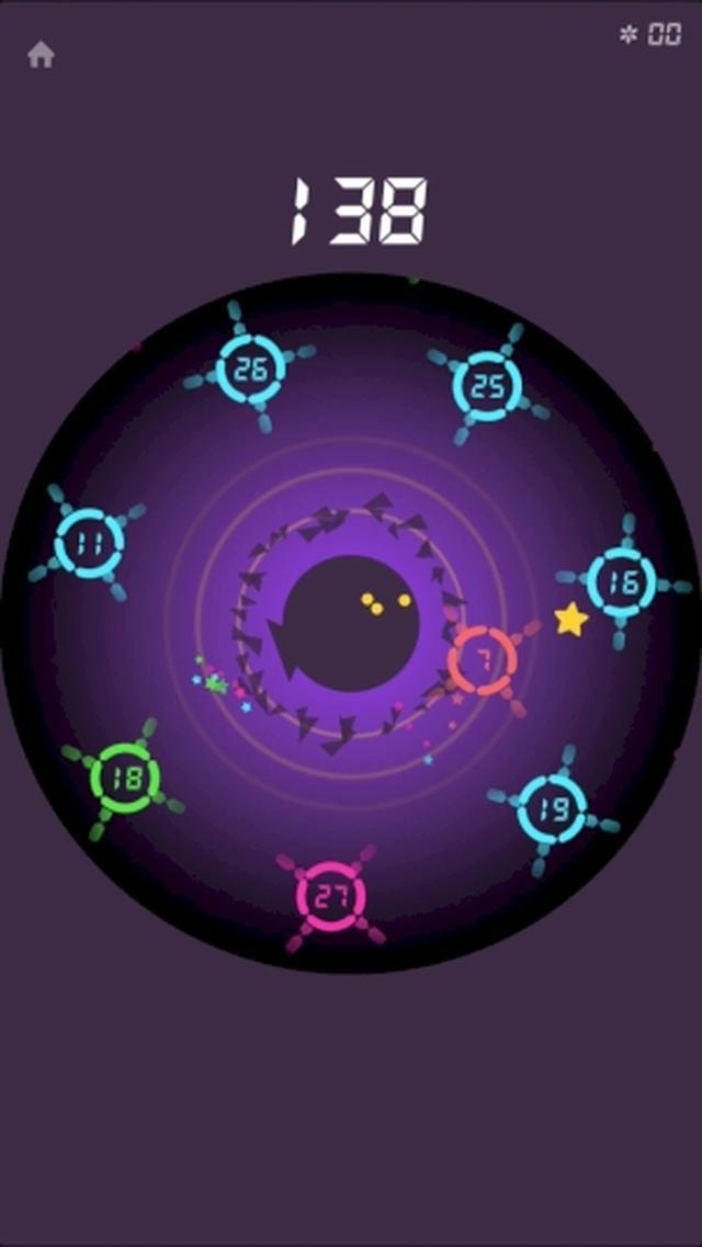 画像: 難しいけどハマると爽快!ユニークなスタイルのブロック崩しアクションゲームアプリ『Ball O』