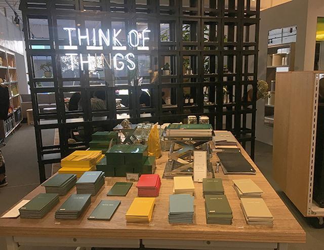 画像: ダガヤサンドウの新おしゃスポット!コクヨのライフスタイルショップ&カフェ「THINK OF THINGS」のご紹介♩