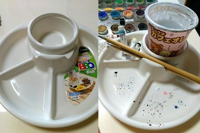 画像1: セリアのバーベキュー用のお皿が「パレット」として活用できると、Twitterで話題になっています。 セリアのBBQ用のお皿を「パレット」に この画像を投稿しているのは、haru(@haru_amamori)さん。 セリアのバーベキューディッシュなる商品が筆洗&パレットに使えそうだったので買ってみましたがかなりいい感じです!コップ置きに直接水入れても使えそうだし、箸置きに筆おけるのが何気に有り難いですwww pic.twitter.com/JLnLfMdBoB — haru (@haru_amamori) 2017年5月30日 ある日、haruさんは100円ショップのセリアで、バーベキュー用のお皿を見かけたそうです。 すると、 [...] irorio.jp
