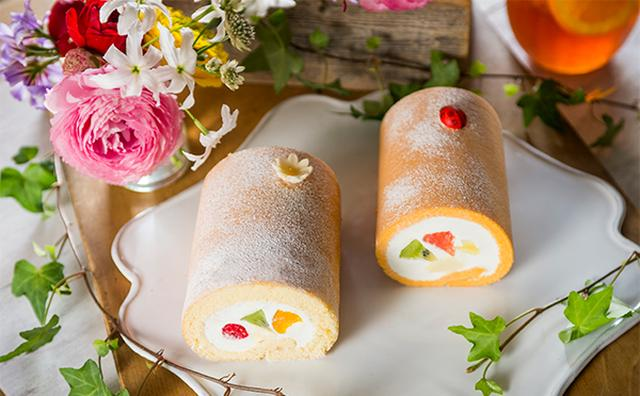 画像: テントウムシとお花が目印!ヘルスコンシャスなロールケーキがモンシェールに登場☆