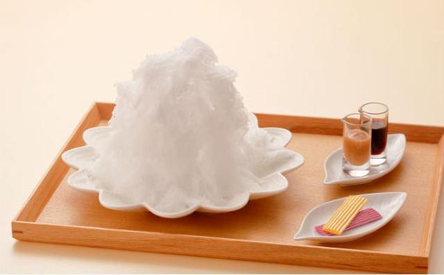 画像: 京都散策の途中に立ち寄りたい!天然氷を使った2つの「モンブランかき氷」がオシャレ♡