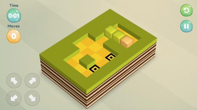 画像: ぷるぷる可愛いけれど本格派♩ 倉庫番パズルゲームアプリ『Jellyban』が楽しい!