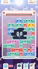 画像: 落ちゲーっぽいけど実は思考型パズル!ゲームアプリ『Slidey: Block Puzzle』が独特でおもしろい♪
