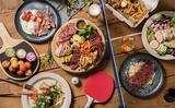 画像: スタイリッシュな空間で卓球ができる♪卓球がテーマのレストラン「ザ・ラリー・テーブル」が渋谷にオープン