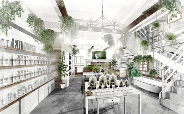 画像: BOTANIST初のフラッグシップショップが原宿にオープン!NYスタイルのカフェも併設♪