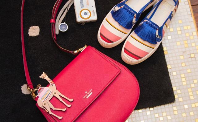 画像: 堀田茜がロンハーで着用♡ケイト・スペードの春夏コレクションがかわいすぎ♪