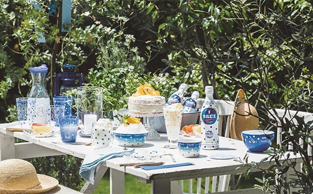 画像: カルピスとAfternoon Tea LIVINGがコラボ!星空アート×水玉デザインのアイテムが可愛すぎる♡