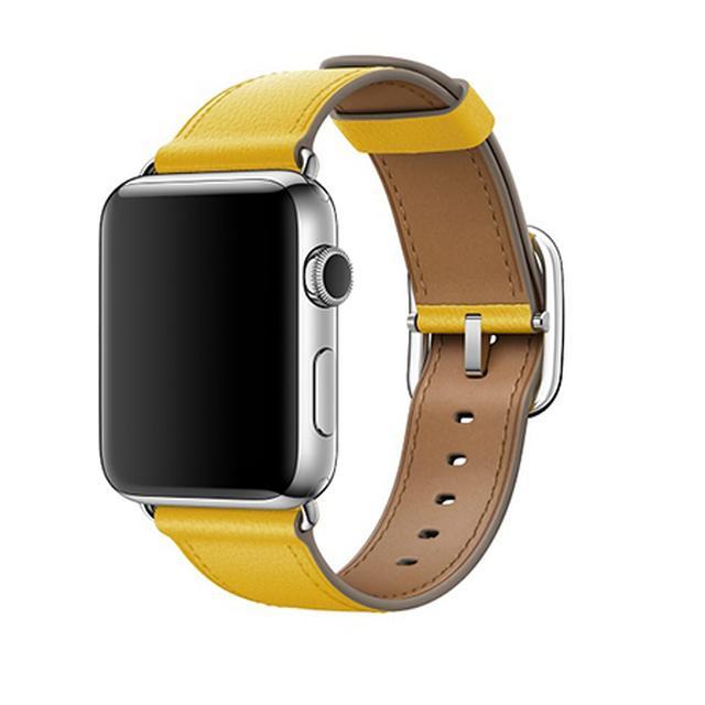 画像: バンドの色は控えめに。Apple Watchバンド夏の新色登場で、さらにファッション性が高まりそう♡
