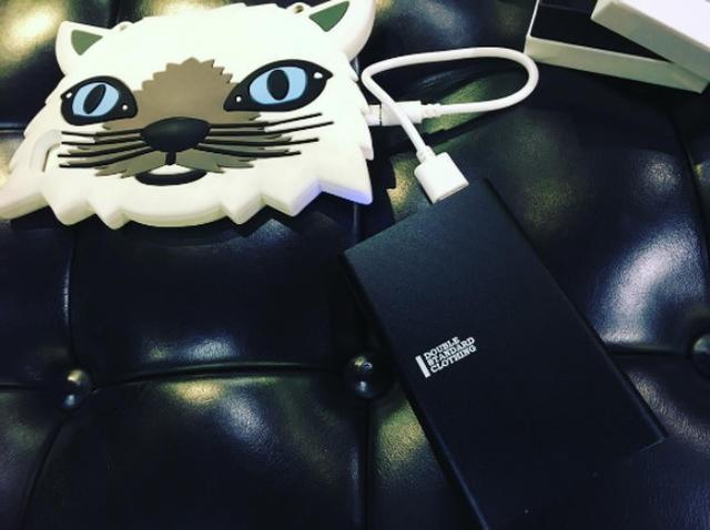 画像: 玉城ティナ、松井愛莉が神戸コレクションで持ってた猫のシリコンケースが可愛い♡