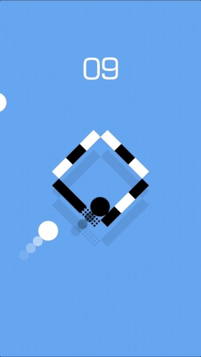 """画像: シンプルなのに""""頭が混乱する""""おもしろさ!カジュアルアクションゲームアプリ『Cage Away』"""