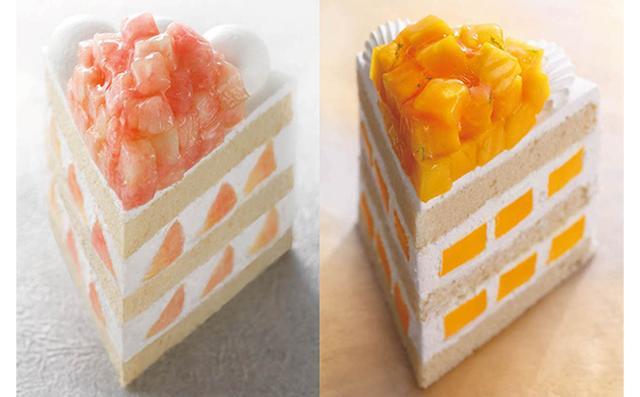 画像: 上質な桃&マンゴーを丸ごと1個使用☆ニューオータニの贅沢すぎるショートケーキにそそられる!