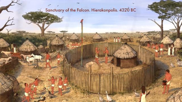 画像: エキゾチックな雰囲気が素敵♩ 古代エジプトを舞台にした都市作りシムゲームアプリ『Predynastic Egypt』