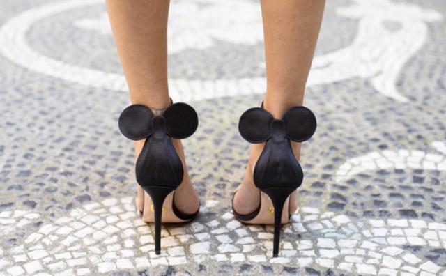 画像: ディズニー好きさん必見♪ミニーちゃんの耳がデザインされたパンプスがかわいすぎる♡