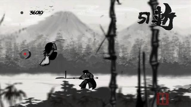 画像: 【今日の無料アプリ】240円→無料♪墨絵スタイルの侍ぶった斬りアクション!「墨剣の侍 : SumiKen」他、2本を紹介!