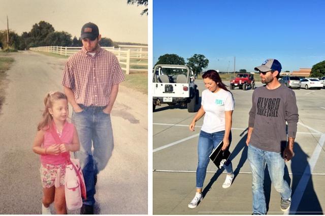 画像1: 5月25日、娘の成長をかみしめる父親の静かな愛情にあふれた2枚の写真がTwitterに投稿された。 my dad walked me to school on my very first day & today he walked me to school on my very last day pic.twitter.com/70RmbI7oQ9 — Brittany Gayler (@BrittanyGayler) 2017年5月25日 左の写真は幼稚園の登園初日に撮られた写真。 右は、その13年後に高校卒業の日を迎えて撮った写真だ。 幼稚園に初めて通った時と同じように、娘を学校まで送り届けた。 「涙をこらえていた」 こ [...] irorio.jp