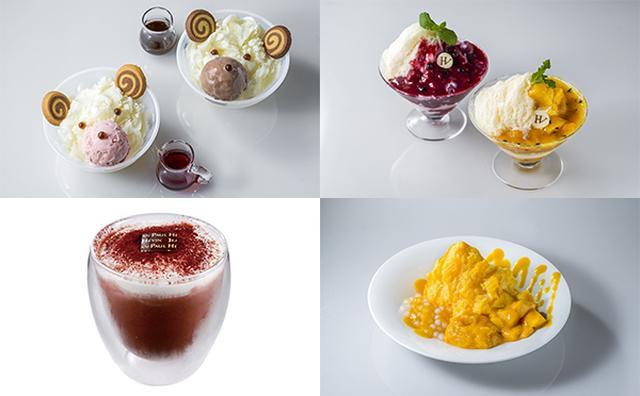 画像: クマさんから贅沢ショコラまで...!表参道ヒルズで個性豊かなかき氷を食べ比べしたい☆