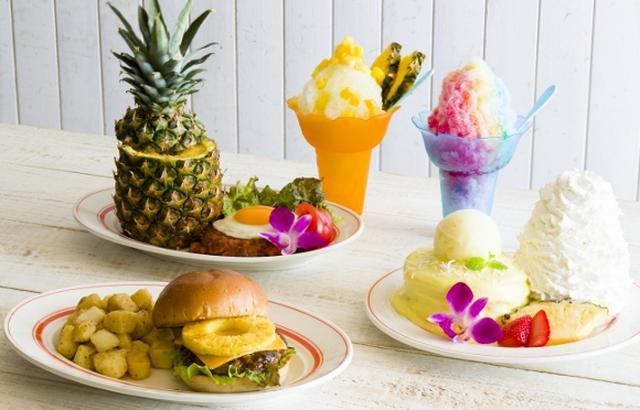 画像: 食べる夏の美肌ケア♪エッグスンシングスでトロピカルなパイナップルメニューが限定発売!