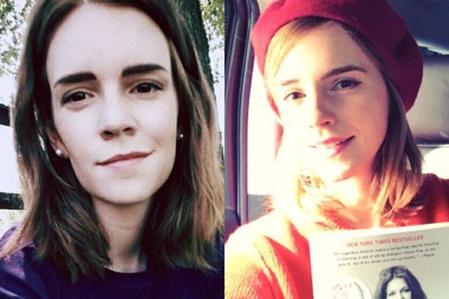 画像1: 世界的大スターとそっくりというのは、どんな気持ちがするものだろうか? 少なくとも今回ご紹介する人物に関しては、コスプレに挑戦するなど、有名人とそっくりであることを存分に楽しんでいるようだ。 さっそくだがこちらをご覧いただきたい。 Emma Watsonさん(@emmawatson)がシェアした投稿 – 2017 3月 17 3:49午前 PDT 現在公開中の主演映画『美女と野獣』が、日本でも大ヒットしている、ご存じ、英国出身の女優エマ・ワトソンである。 元々、世界的に大ヒットした映画『ハリー・ポッター』シリーズで、子どもの頃から、主人公ハリーの親友ハーマイオニー役を演じていたことで、顔と名前が知れ渡った。 多くの人の中で [...] irorio.jp