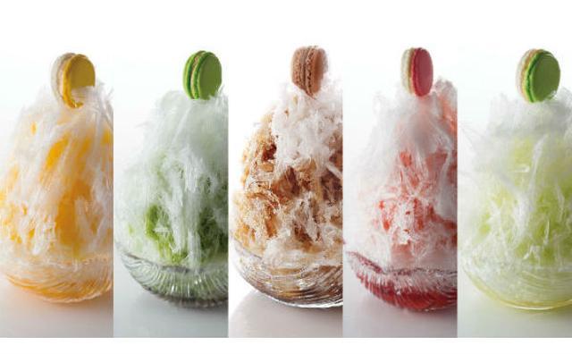 画像: ふわっふわの天然氷!ホテルニューオータニのシェフが手がける「究極のかき氷」が美味しそう♡