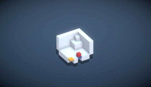 画像: 【Upcoming】6月22日にリリース!シンプルデザインが素敵な一筆書きパズルアプリ『Cubiques』