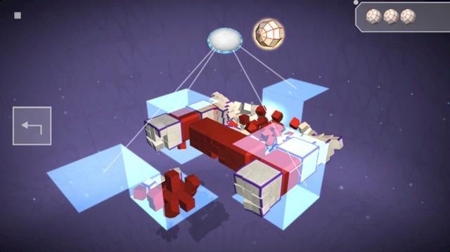 画像: 重力をテーマにしたハイセンス物理パズルゲーム『Art Of Gravity』のアプリが超絶楽しい♩