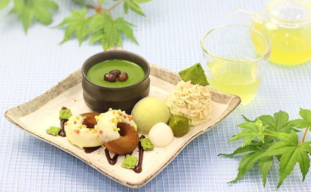 画像: 夏の京都で味わいたい♩都路里の京都伊勢丹限定メニューがステキ