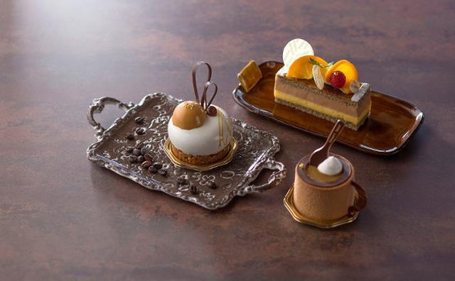 画像: 大人のティータイムに!シェラトン・グランデ・トーキョーベイ・ホテルにコーヒー&紅茶のスイーツが登場
