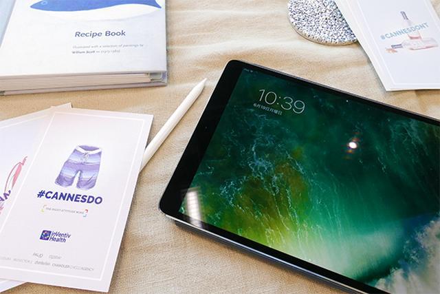 画像: 10.5インチのiPad Proレビュー!画面自体も大きくなり、9.7インチに勝るとも劣らずで使いやすい♡