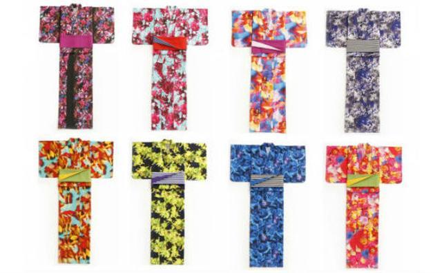 画像: 艶やかな色彩で目立っちゃおう♡蜷川実花ディレクションの浴衣が三越伊勢丹限定で登場!