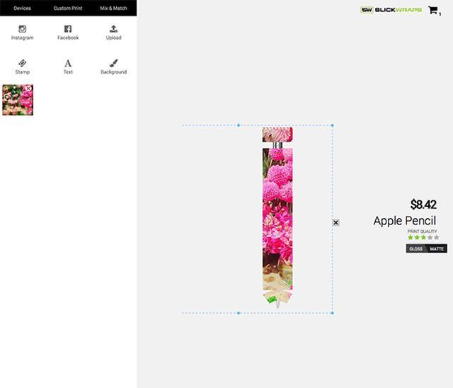 画像: 特殊シールでApple Pencilを完全オリジナル化♡プチプラ&操作も楽しいSlickwraps