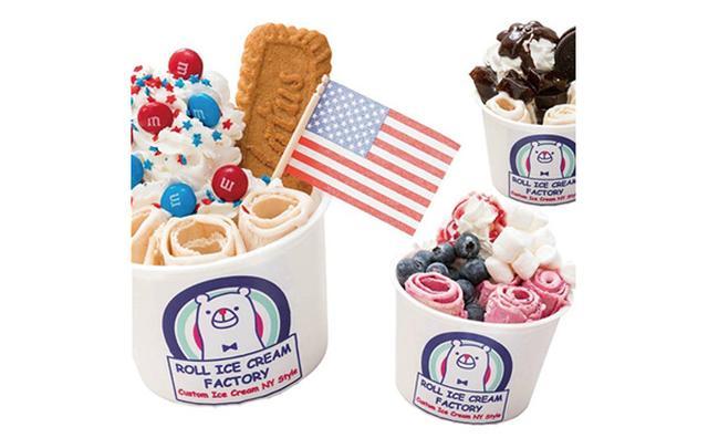 画像: くるくる巻いたアイスがフォトジェニック☆NYで人気のロールアイスクリームが日本に初上陸!