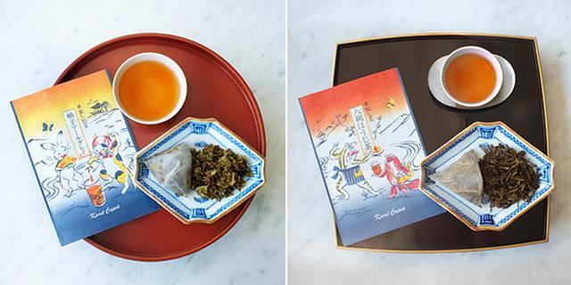 画像: キーンと冷やしてゴクゴク飲みたい!カレルチャペック紅茶店の新作水出し茶でホッと一息
