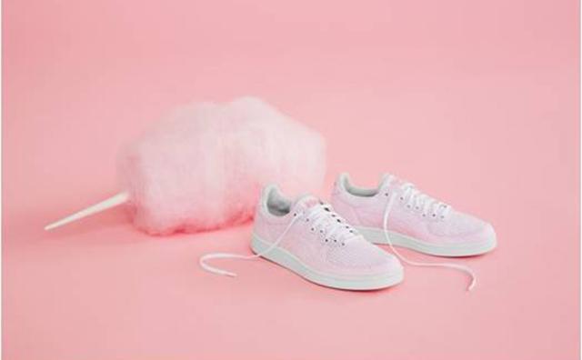 画像: わたあめみたいな甘い色♡オニツカタイガー×デンマークのスニーカーショップのコラボシューズが可愛い!