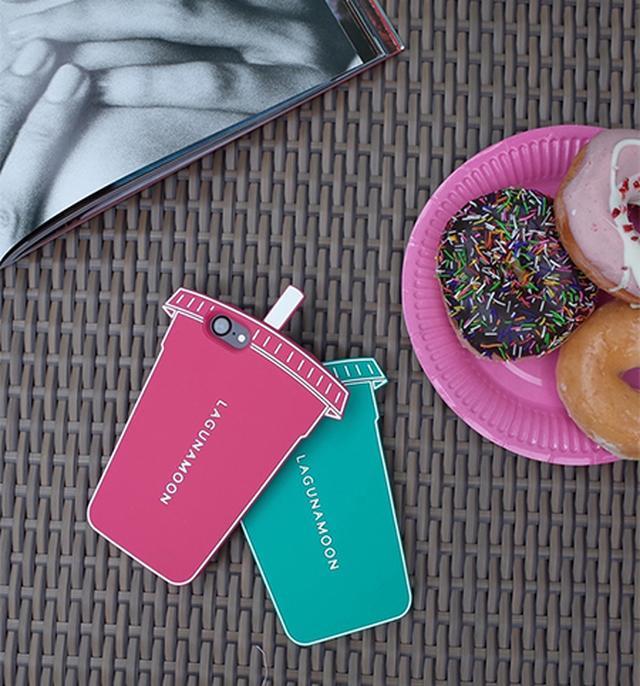 画像: LAGUNAMOONの新作iPhoneケースが予約受付中。人気のカップシリーズにも新カラーが3色追加♡
