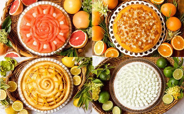 画像: 爽やかな柑橘フルーツのタルトが勢ぞろい!キルフェボンで「シトラスフェア」が開催☆