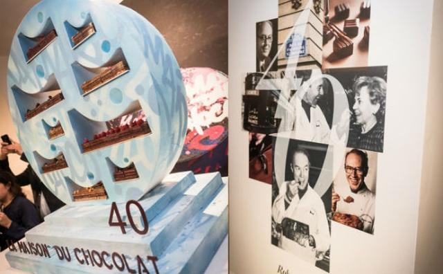 画像: ラ・メゾン・デュ・ショコラ創業40周年☆4カ月連続の1DAYイベント「モン ショコラ」が気になる!