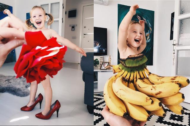 画像1: Alya Chaglarさんは3歳になる娘のステファニーちゃんの写真をインスタグラム(@seasunstefani)に投稿しています。 その写真すべてが、本物の野菜や花、フルーツを身体にまとっているかのように写っていることから、投稿するたびに1000件以上もの「いいね!」を獲得しています。 It's all about Stefaniさん(@seasunstefani)がシェアした投稿 – 2017 7月 1 11:43午後 PDT It's all about Stefaniさん(@seasunstefani)がシェアした投稿 – 2017 6月 29 4:58午前 PDT 撮り方は [...] irorio.jp