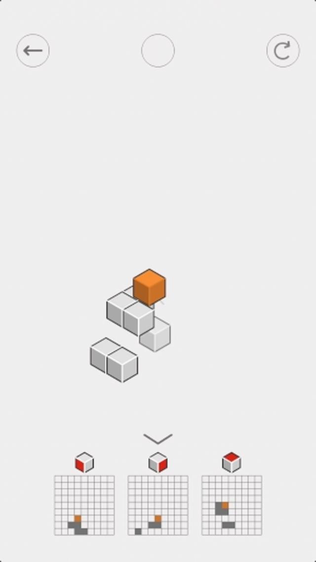 画像: リラックスタイムにぴったりの癒し系♩ユニークな立体一筆書きパズルアプリ『ston』