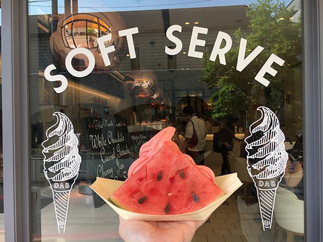 画像: スイカでアイスをサンド♡ドミニクアンセルベーカリーの、見た目が可愛すぎる新作スイーツを食べてきた!