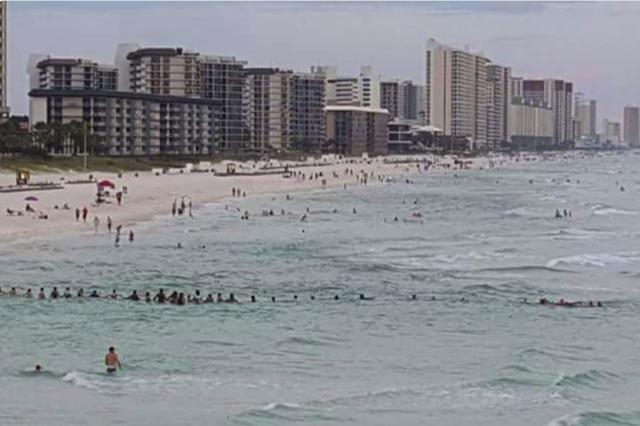 画像1: 今月8日、米国フロリダ州のパナマシティ・ビーチで、急激な潮流に流された一家を、海水浴客約80人が自発的に人間の鎖(human chain)を作って救助するという出来事があった。 潮に流された一家 救出されたのはフロリダ州に住むUrsreyさん一家。その日、Roberta Ursreyさんは夫や息子、母親、甥たちとパナマシティ・ビーチで海水浴を楽しんでいた。 子供たちと一緒に泳いでいたRobertaさんが水から上がると、子供たちの姿が見当たらない。沖の方を見ると、遠くで子供たちが悲鳴を上げていたという。 後に海外メディアからインタビューを受けた彼女は、こう話している。 「子供たちは泣き叫んでいました。潮に流されて岸に戻ってこれなくなっ [...] irorio.jp