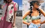 画像: 本田翼はアロハシャツをGet☆セレクトショップ「CANNABIS LADIES」で大胆夏コーデに挑戦!