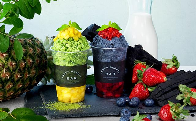 画像: サラダ代わりに食べれそう!抹茶&炭を使ったジョンマスターのかき氷はヘルスコンシャス度抜群☆