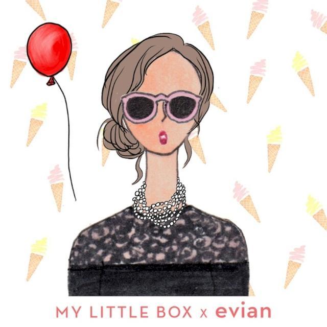 画像: SNSアイコンにぴったり♡ 『My Little Icon Maker』でパリジェンヌ風の可愛いアイコンを作っちゃお!