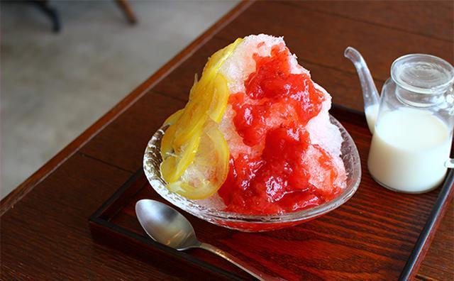 画像: 代官山に行ったら迷わずトライ!「グルグル リーファー」のかき氷はジューシーな贅沢仕上げ♡