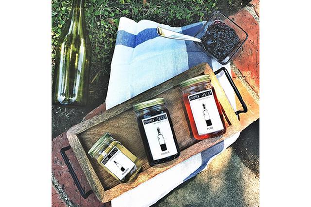 画像: オトナのピクニックにおすすめ♡ワイン味のノンアルコールジャムがおいしそう!