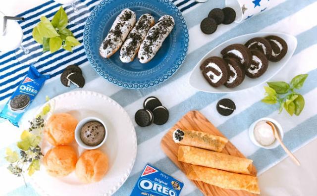 画像: 「OREO」がデザートになっちゃった♪特製クリーム&OREO入りスイーツが期間限定で発売☆