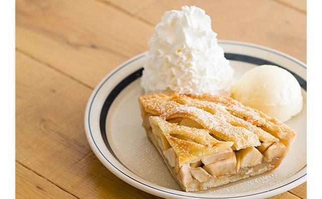 画像: エッグスンシングス初のアップルパイが店舗限定で登場!至福のティータイムを楽しみたい♡