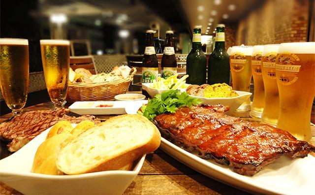 画像: メゾンカイザー初のビアガーデンがオープン!ビールに合うパン食べ放題にそそられる♡