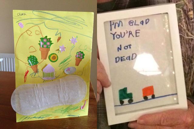 画像: 子供がくれた「素直すぎる贈りもの」が面白い