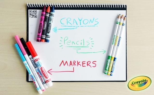 画像: アナログ感にこだわりたい人にオススメ!何度も描いて消せるスケッチブック『The Color Notebook』